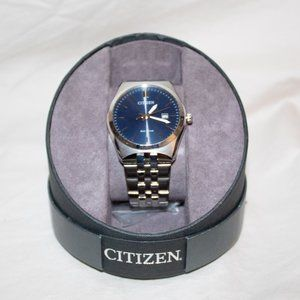 Citizen Eco-Drive Blue Dial Men's